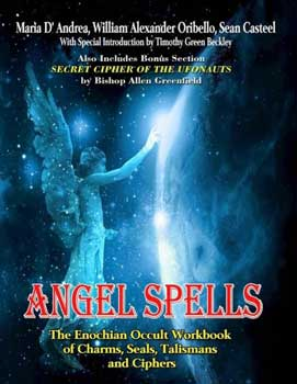 Angel Spells by S'Andrea, Oribello & Casteel