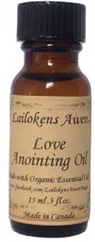 Love Lailokens Awen oil 15ml