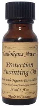 Protection Lailokens Awen oil  15ml