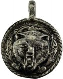 Bear Power amulet