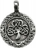 Celtic Shamrock amulet