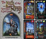 Lord of the Rings deck & game by Pracowik & Donaldson
