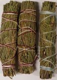 Cedar smudge stick 3-Pack 4""