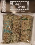 Variety smudge stick 3-Pack 5""