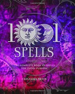 1001 Spells for Every Purpose (hc) by Cassandra Eason
